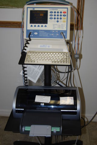 cardiodynamics bioz dx icg machine