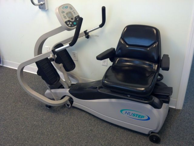 Nustep Trs 4000 Cross Trainer Recreational And Fitness