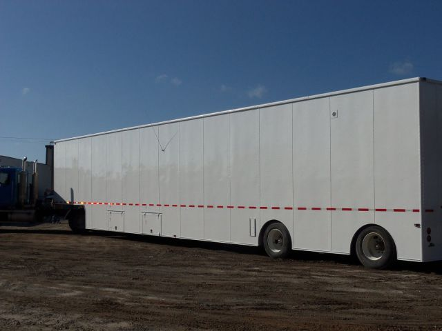 Coach Empty Trailer Auction