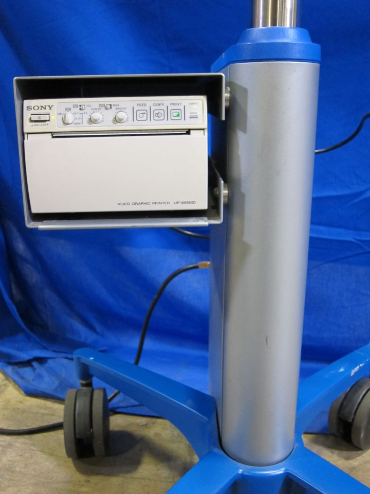 Endoscopy Cleaning Room: Site Stand Cardiac
