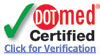 DOTmed Certified: DCSP Medical