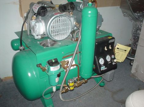 Used APOLLO ADP by Midmark Air Compressor For Sale