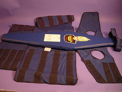03c363bdeae Used OLYMPIC Papoose Board Infant Restraint For Sale - DOTmed ...