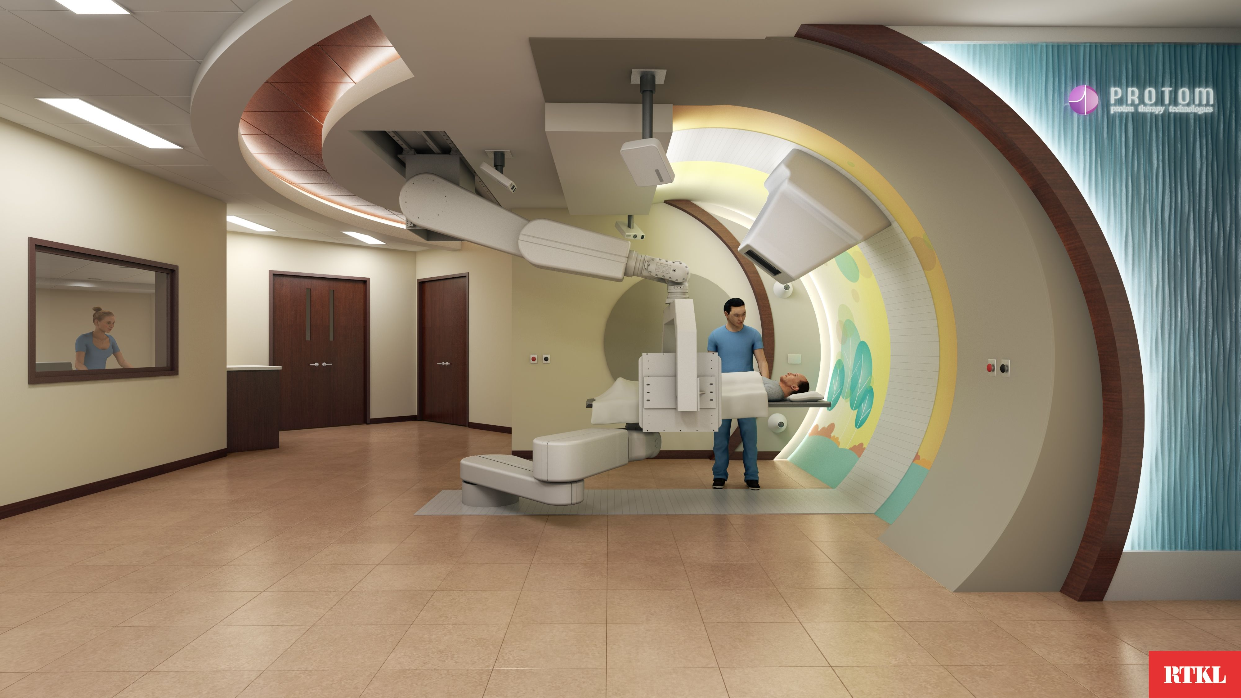 Protom Radiance 330 Proton Therapy Model Information