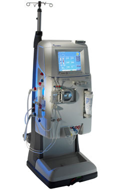 Gambro Phoenix X36 Dialysis Machine Model Information