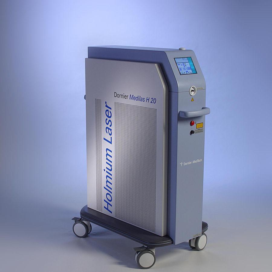 Dornier Medilas H 20 Laser Holmium Model Information