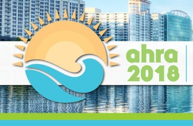 AHRA 2018 exhibitors